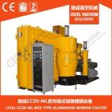 Máquina vertical de la vacuometalización de la Doble-Puerta CZ-1800 para el plástico