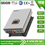 3 Pool-Pumpen-Solarinverter der Phasen-380V-440V mit MPPT Funktion