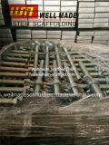 """Os componentes da estrutura americana andaimes perna de extensão de 24"""" W/ Placa Base"""