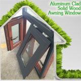 Окно термально пролома высокого качества алюминиевое Awing, ручки алюминиевого сплава для деревянного алюминиевого окна тента