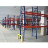 Lager-Speicher-Stahlladeplatten-Zahnstange mit Puder-Beschichtung