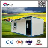 容易なインストール済みモジュラー容器の家か倉庫または研修会
