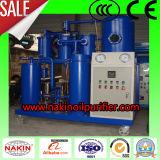 Dernière technologie de l'huile vide de la machine de purification de purificateur d'huile de graissage
