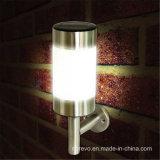 Staineless Stahlsolargarten-Wand-Licht für im Freien (RS316)