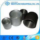 Accoppiamenti d'acciaio mercantili galvanizzati del filetto