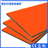 PVDF 코팅 알루미늄 합성 위원회 외부 훈장을%s 알루미늄 클래딩 장 가격