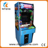 Esel Kong aufrechte Münzen-Säulengang-Videospiel-Maschine für Haus