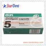 Горячие капсулы сортучки 200mg Gk зубоврачебных медицинских продуктов
