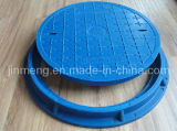 BS EN124 SMC Round Manhole Cover (カバーdia 600mm)