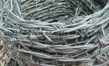 低価格の倍によってねじられる電流を通されたとげがある鉄ワイヤー
