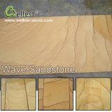 L'arenaria naturale di migliori prezzi di alta qualità smerigliatrice la superficie per i materiali da costruzione