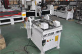 Маршрутизатор CNC 6090 с роторной машиной оси/цилиндра деревянной высекая