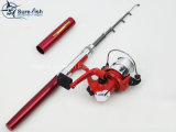 Vente en gros Super Gift Pocket Mini Pen Fishing Rod