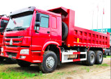 Zware Apparatuur voor de Vrachtwagen van de Kipwagen van de Speculant van Sinotruk HOWO 371 PK 25ton 10 van de Verkoop van de Aanleg van Wegen