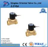 1-1/4 valvole d'ottone industriali d'ottone del filetto di vite della valvola di ritenuta di pollice