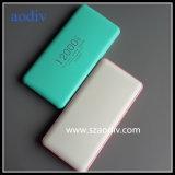 Distribuição de 12000mAh de energia da bateria de polímero USB duplo Bank