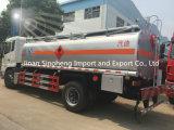 12000L-15000L 새로운 Dongfeng 190HP 4X2 유형 유조선