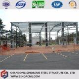 Металлическая рама Sinoacme стали структура практикума строительство