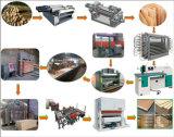 Furnierholz, das Zeile Furnier-Blattzerhacker-Furnier-Blattschneidmaschine/Furnier-Blattfurnierholz für dekoratives Panel-Material bildet