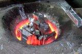 Алюминиевый корпус плавильная печь для стальных для медных и алюминиевых латунные Gw-10t