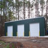Entrepôt préfabriqué de structure de bâti en acier à vendre