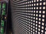 Visualización de LED impermeable al aire libre a todo color al aire libre del peso ligero P6