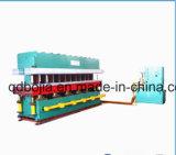 Automatische Gummibodenbelag-Fliese-vulkanisierenmaschine, Fliese-vulkanisierenmaschine