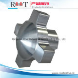 Pièces de usinage personnalisées d'acier inoxydable de matériel