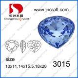 DZ-3015 de unieke Buitensporige Steen van het Kristal van het Hart van de Perzik van Besnoeiingen