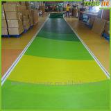 Impression faite sur commande extérieure annonçant le drapeau de PVC de vinyle (TJ-VB1)