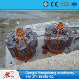 中国の高く効率的なネジ・シュート装置