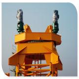 кран башни Qtz5013 SGS Китая Hsjj Ce 6t