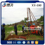 Equipamento de perfuração giratório de água hidráulica de profundidade de 180 m Fabricante