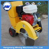 Machine de découpage de route de constructeur, coupeur de route, coupeur concret (HW-400)