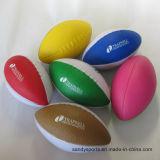 Football americano su ordinazione della gomma piuma dell'unità di elaborazione di marchio
