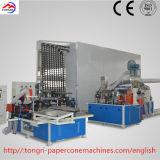 Máquinas de papel cónicas automáticas da produção da câmara de ar do baixo custo de eficiência elevada