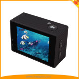 1080P de Camera van de actie met 30m Waterdichte WiFi Verbindende Sporten DV