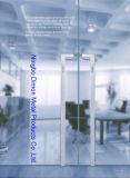 Het Handvat van de Deur van het Glas van het Roestvrij staal van het Type van Dimon H met Slot DM-DHL 036