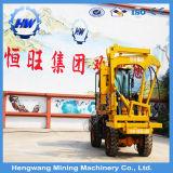 Bélier hydraulique de rambarde de Hw, machine de bélier de roues