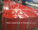 PPGL PPGI는 도금된 강철 루핑 장 /Steel를 주름을 잡아 장을 지붕을 단