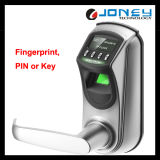 Hotsale Easy to Use Zinc Alloy Fingerprint Electric Lock con OLED Display