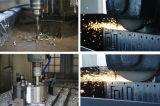 粉のコーティングのための水によって冷却される冷却装置