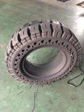 Carretilla elevadora 4.00-8 Fornt sólido Neumáticos Neumáticos Neumáticos sólidos