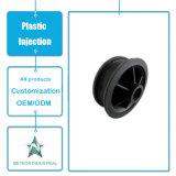 A mobília plástica personalizada dos produtos parte a modelagem por injeção plástica da roda