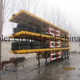rimorchio a base piatta del contenitore di 20ft/40ft e semi rimorchio (CTY9310P)