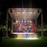 Big Event Rend Concer DJ Arch Mobile Music Stage Aluminum Portable Stage Truss