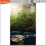 Печать Silkscreen краски высокого качества 3-19mm цифров/кисловочный Etch/заморозили/квартира картины/согнули Tempered/Toughened стекло для домашнего украшения с SGCC/Ce&CCC&ISO