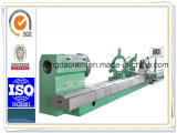 Сверхмощный горизонтальный Lathe CNC для поворачивать большой цилиндр (CG61160)