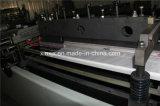 Sacchetto laterale di sigillamento del materiale 3 di Alu e di OPP che fa macchina