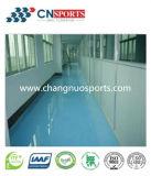 Revestimento de elastor de poliureia anti-pulverização anti-deslizamento com função de silêncio eficaz